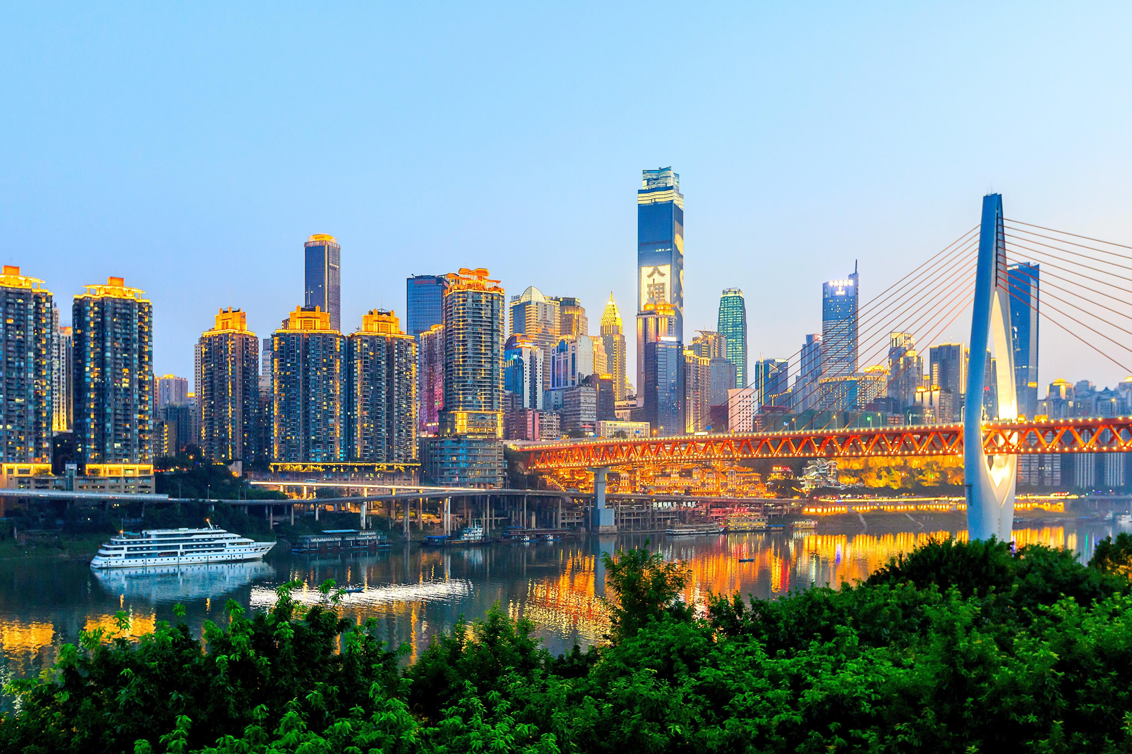 Chongqing Megalopolis in Chinas interior Prologis China