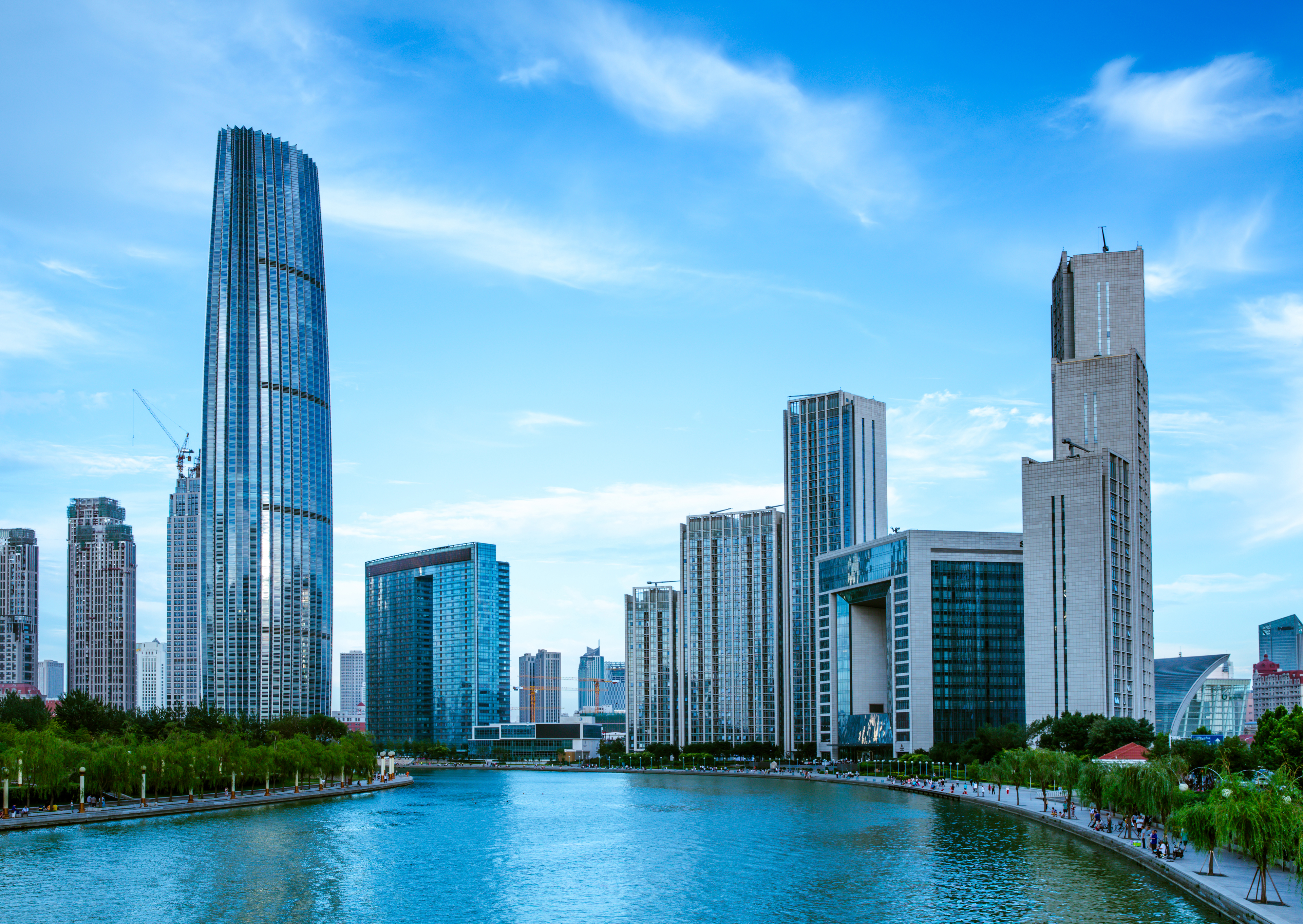 Contact Capital One >> Tianjin, North China's Gateway to the World | Prologis China