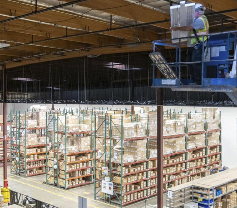 Prologis Inland Empire, Ontario, California