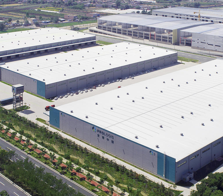 Prologis Xi'an Fengxi Logistics Center