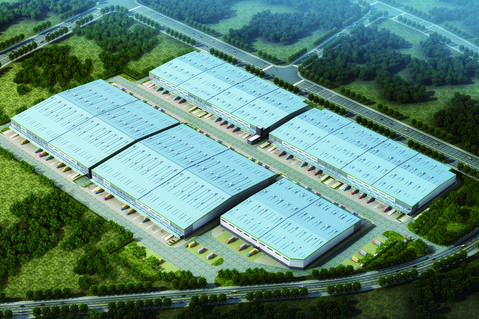 Prologis Foshan Datang Logistics Center