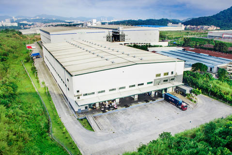 Prologis Guangzhou Development Zone Logistics Center