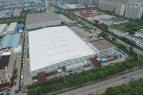 Prologis Shanghai Jiuting Logistics Center