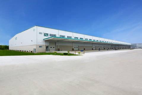 Prologis Kunshan Lujia Logistics Center