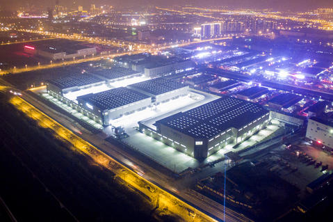 Prologis Suzhou Jinchang Logistics Center