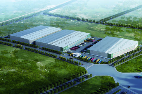 Chengdu Qingbaijiang Logistics Center