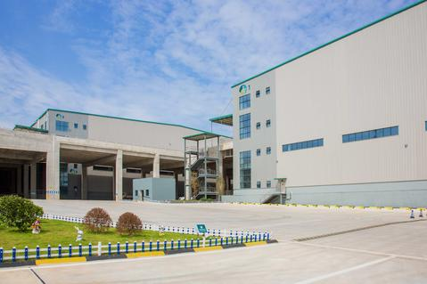 Prologis Chengdu Longquan Logistics Center