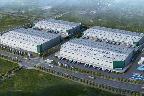 Prologis Chongqing West Logistics Center