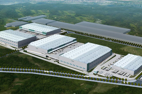 Prologis Foshan Gaoming Logistics Center (Phase 1)