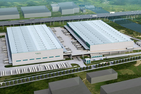 Prologis Huzhou Lianshi Logistics Center