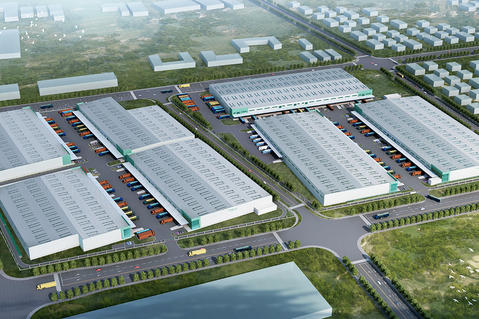 Prologis Jinan Airport Logistics Center