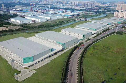 Prologis Chengdu Xindu Logistics Center