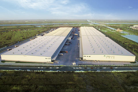 Prologis Tianjin Ninghe Logistics Center