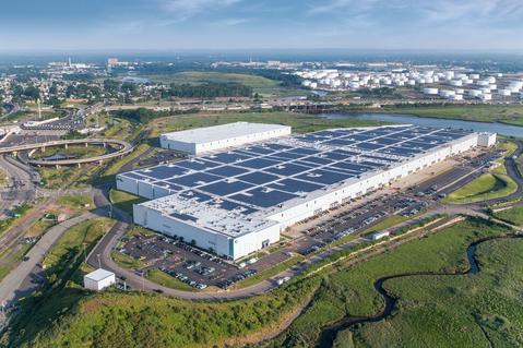 Prologis iPort, Carteret, New Jersey