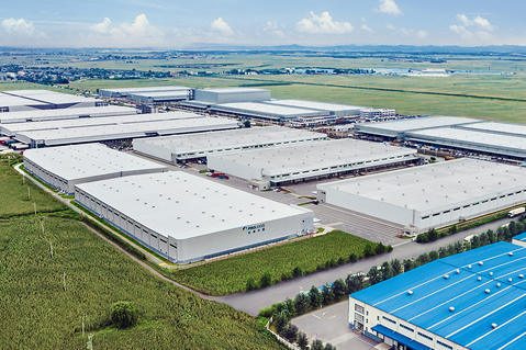 Prologis Shenyang Hunnan Logistics Center