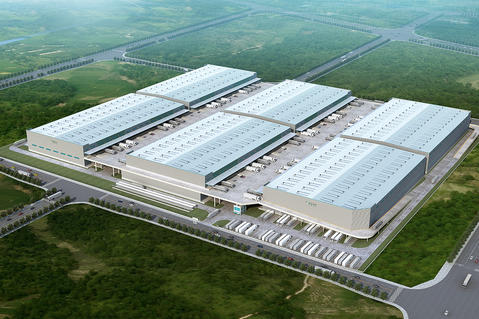 Prologis Zhengzhou Airport Logistics Center