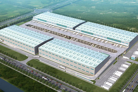 Prologis Nantong Tongzhou Logistics Center