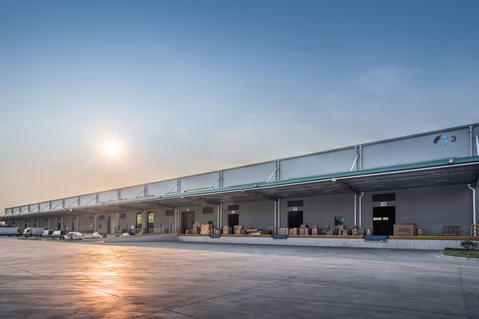 Jinan airport Logistics Center