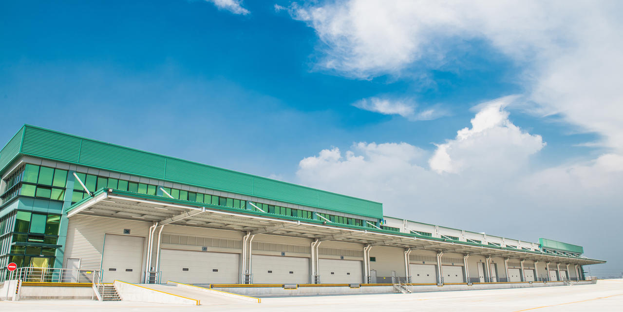 Prologis Dongguan Hongmei Logistics Center