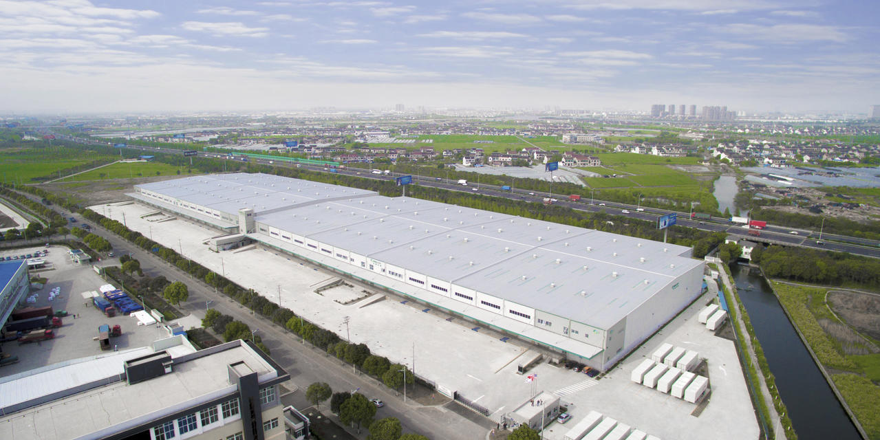Prologis Suzhou Xuguan Logistics Center