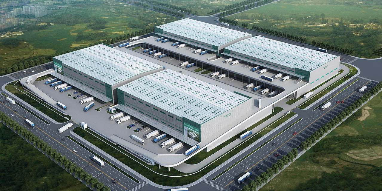 Nanjing Liuhe Logistics Center