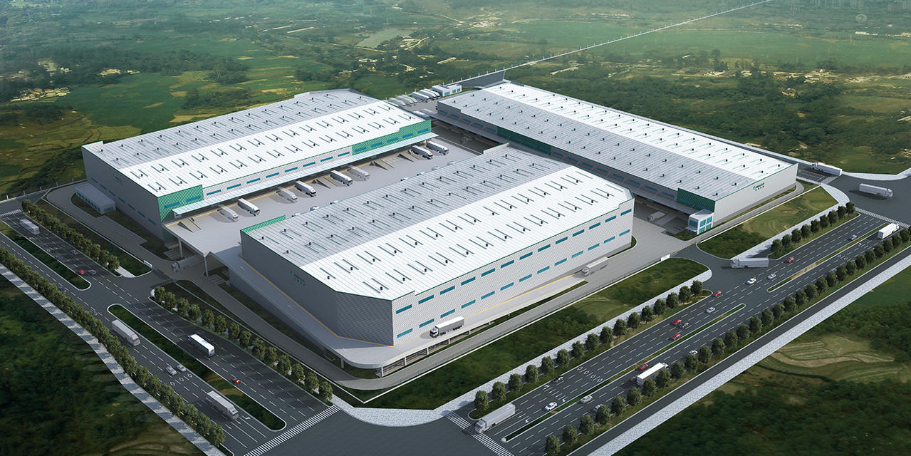 Prologis Xi'an ITL Logistics Center