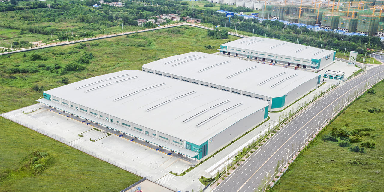 Prologis Chengdu Qingbaijiang Logistics Center